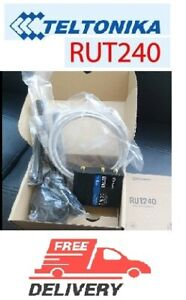 Proffesional Teltonika RUT240 Mobile 4G LTE 802.11n M2M Wireless Router Original