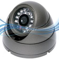 EYEMAX IB-6325 Dome Security Camera 700 TVL, 24 IR LED, SONY EFFIO-E DSP, 3.6mm
