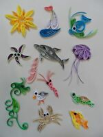 Quilling Kit - At the Seaside, by Past Times Quilling