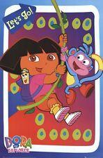 DORA THE EXPLORER POSTER ~ SWING LET'S GO! 24x36 Cartoon Nickelodeon