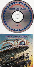 Black Moon - Emerson, Lake & Palmer ( Victory 1992 )