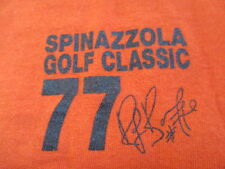 Ray Bourque BOSTON BRUINS Golf Classic SPINAZZOLA Kick Back and Relax (LG) Shirt