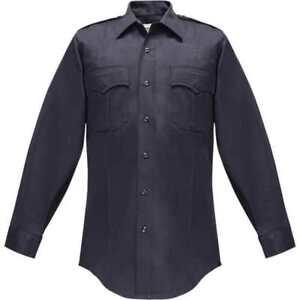 Elbeco Special Duty Men's Long Sleeve Uniform NWT Police_Fire_EMS Sz 18.5 x 32