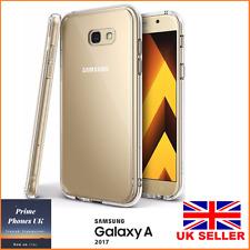 Samsung Galaxy A7 2017 – CLEAR ULTRA THIN Gel Silicone TPU Soft Case Cover