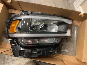 19 20 21 Dodge Ram 2500 3500 LED xenon complete headlight Factory Oem Rh 430923