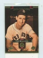 Ted Williams 2003 Upper Deck Sweet Spot Classic #82 Boston Red Sox