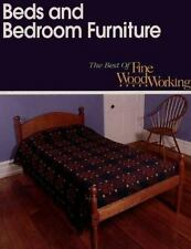 Beds and Bedroom Furniture by Editors of Fine Woodworking