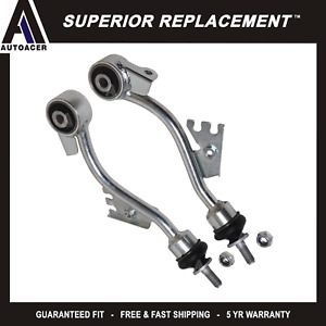 2pcs Set For MB W211 E 4Matic Front Left & Right Susp Stabilizer Sway Bar Link
