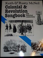SMPB Keith & Rusty McNeil: Colonial & Revolution Songbook (1996 WEM Records)