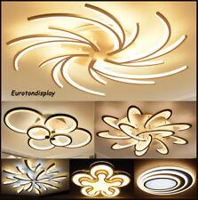 LED Deckenleuchte  Pendelleuchte Lampe Lichtfarbe  Helligkeit einstellbar  A+ V2