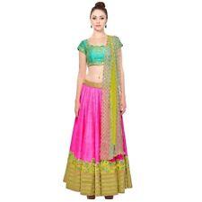 Lehenga Bollywood Indian Party Wear Lengha Choli Pakistani Wedding Bridal Dress
