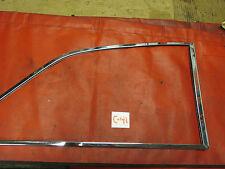MGB GT, Original Chrome Right Rear Quarter Glass Assembly, !!