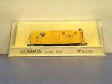 "N Scale ""American Refrigerator Transit"" ART 28904 40' Freight Train Box Car"