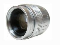 Fujian 35mm f/1.7 CCTV Cine Lens C For Micro M4/3 / MFT Mount BMPCC Camera