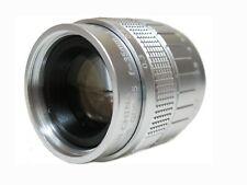 Fujian 35mm f/1.7 CCTV Cine Lens For Micro  M4/3 / MFT Mount Camera & Adapter
