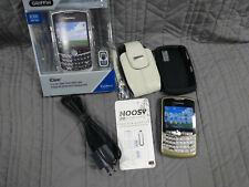 Vintage! Blackberry Curve 8300 8310 8320 7290 Gold Unlocked Sim Cell Phone