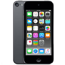 Apple iPod Touch 16Gb 6th Generation - Space Gray (Mkh62Ll/A)