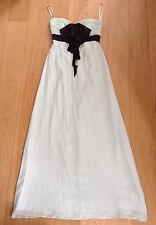 Ted Baker Silk Mint Long Evening Dress UK 2 NEW RRP £300