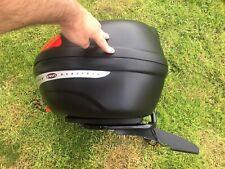 Suzuki Hayabusa Givi Luggage + Rack