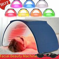 7-Color Facial Beauty Machine PDT LED Light Therapy Rajeunissement de la Peau