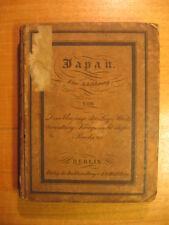 ~1831 Japan Eine Schilderung ... mit 14 von 20 illuminierten Kupfern Kupfestich
