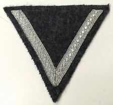 WWII GERMAN LUFTWAFFE GEFREITER SLEEVE RANK