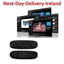 Air Mouse Remote Wireless Black Keyboard Keypad Air Mouse Android & Windows TV