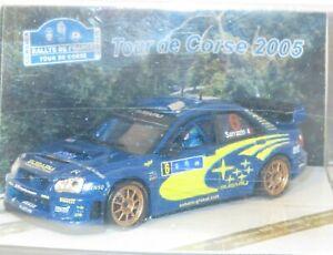 1/43 Subaru Impreza S11 WRC`05 Rally de France Tour de Corse 2005 #6 S.Sarrazin
