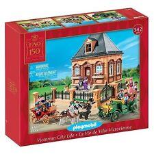 Playmobil Victorian House set 5955 FAO Schwarz 150th Anniv Ltd Edition