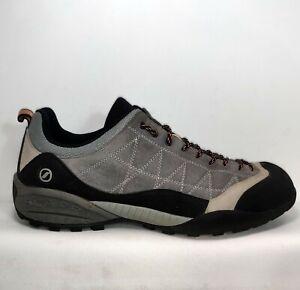 SCARPA Zen Approach Shoe 72565-SmkFog Men US 10.5
