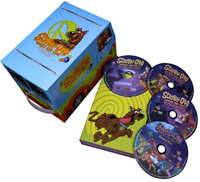 Scooby-Doo, Where Are You: The Complete Set Series Brand New Sealed Box Set USA