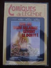 Que les gros salaires lèvent le doigt!(Denys Granier-Deferre), DVD, Comédie,NEUF