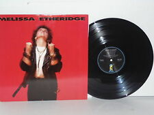 MELISSA ETHERIDGE debut LP Vinyl Similar Features Bring Me Some Water I Want You