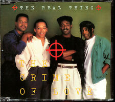 THE REAL THING - CRIME OF PASSION - CD MAXI [347]