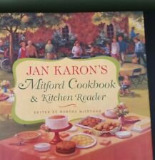 Cook Books Jan Karon, Mitford Cook Book pre owned excellent condition no marks