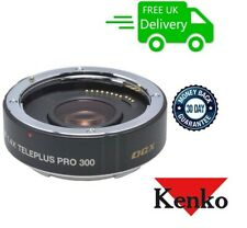 Kenko DGX PRO 300 1.4x Teleplus Teleconverter for Canon IN2066 (UK Stock)