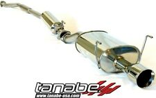 Tanabe Medalion Touring Catback Exhaust for 2002-2006 Acura RSX Type S
