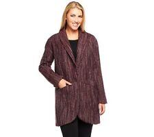 CE by Cristina Ehrlich Boyfriend Tweed Jacket NWT XS QVC $120.00!!!!!!!