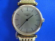 Longines La Grande Classique Gilt Faced Ladies Yellow Gold Watch L4.209.2.31.8