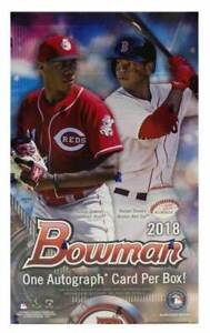 2018 Bowman Chrome Propsects Baseball Complete Your Set Pick 20 Cards From List