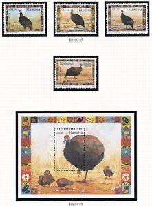 (tbd1076) Namibia 1997 bird MNH