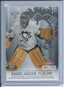 03/04 Marc-Andre Fleury Pacific Titanium 87/750