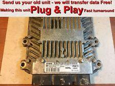 Ford Focus 1.8 TDCI ECU SID202 4M51-12A650-JL 5WS40303K-T 3ANL *Plug & Play*