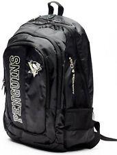 Pittsburgh Penguins School/Sport Backpack  4 POCKETS  LICENSED, ( NEW!!!!)