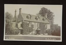 Gloucester Glos MINCHINHAMPTON The Rectory c1920/30s? RP PPC