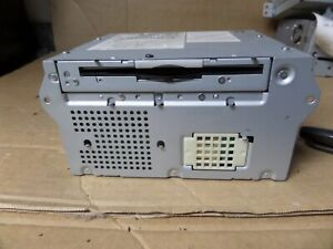 09-13 Infiniti M37 Radio Stereo Navigation CD Player Receiver Unit 25915ZX72A