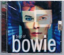 DAVID BOWIE BEST OF CD  F.C. SIGILLATO!!!