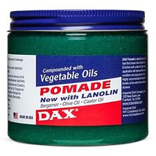 Dax Pomade Compounded with Vegetable Oils 14 oz.