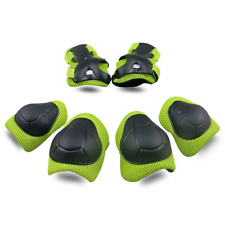 Kids Protective Gear Skl Knee Pads for Kids Knee and Elbow Pads with Wrist 3 in