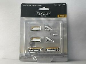 1:400 Fantasywings Airport Accessories 7pcs GSE Set 81502 FWDP-PS-4001